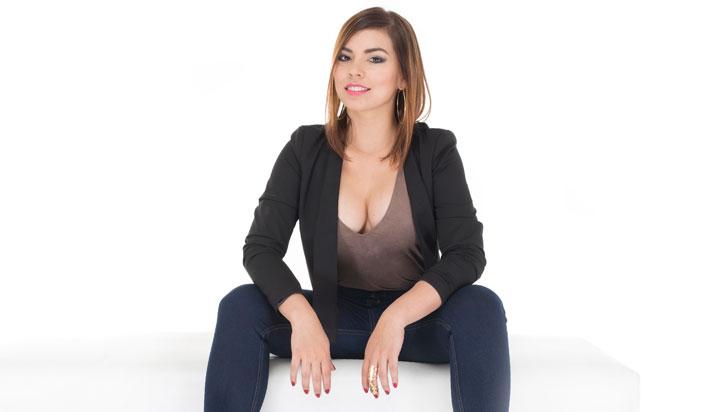 Este fin de semana, Liss Pereira estará en Armenia