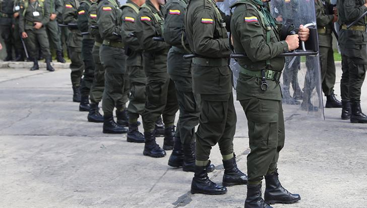 Envían a la cárcel a cinco patrulleros de la Policía por supuesta corrupción