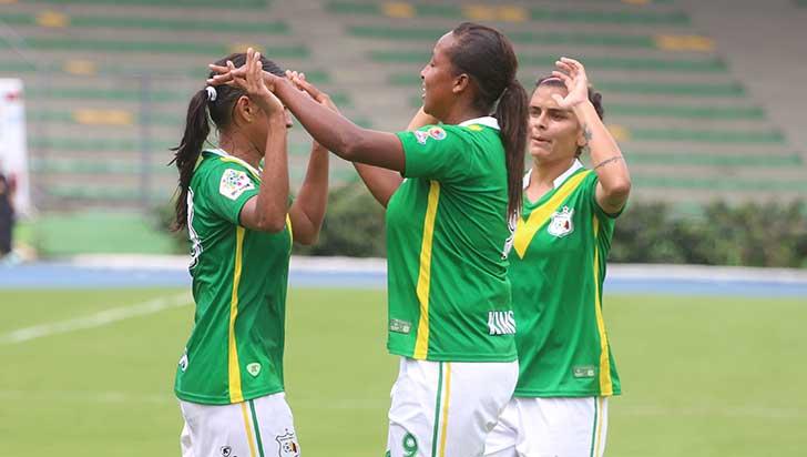Quindío femenino motivado, tras golear 8-0 a Atlético FC