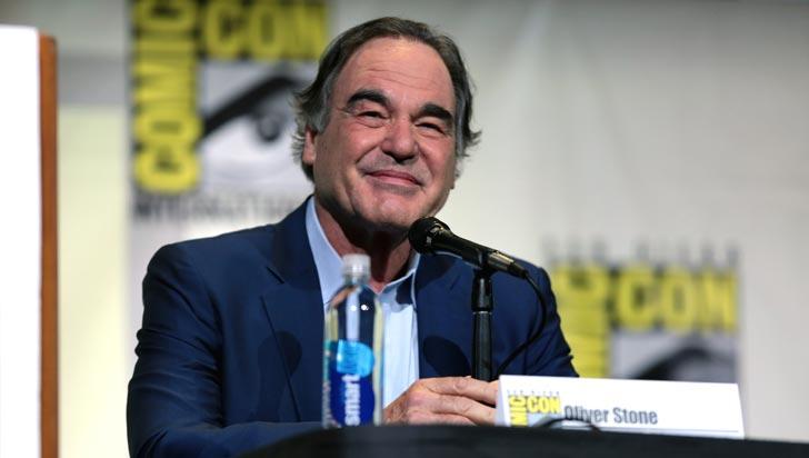 El director Oliver Stone estará en Colombia y será protagonista del festival Smartfilms