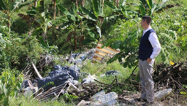 Fallo declaró amenaza al medio ambiente en predio de La Tebaida