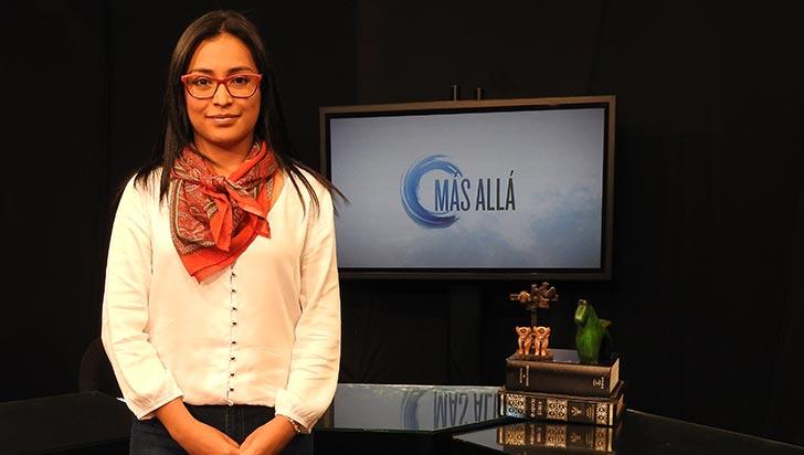 Yoana Arenas, una periodista del 'Más allá'