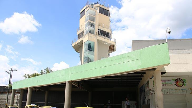 Obras del aeropuerto El Edén  estarían listas antes de terminar el 2018
