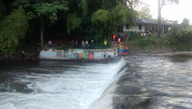 Menor de edad se ahogó en el río Quindío, sector La María