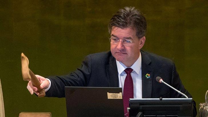Presidente de la Asamblea General de la ONU visitará el país esta semana