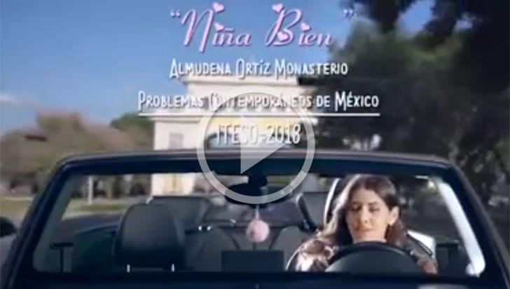 """""""Niña bien"""", un polémico vídeo viral sin autor que apoya a candidato mexicano"""