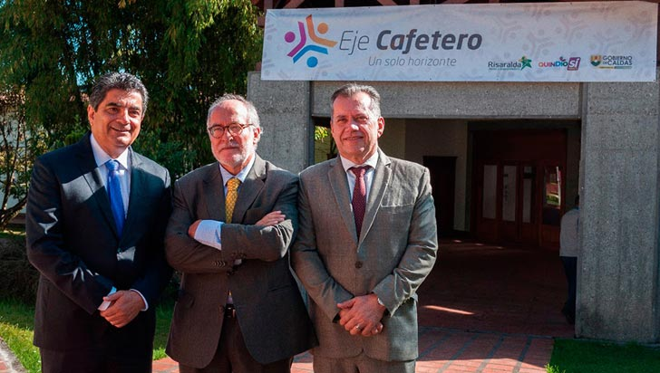 En España, gobernadores del Eje buscan asesoría para RAP