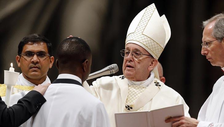 Papa Francisco pide a los cristianos que no callen ante las injusticias