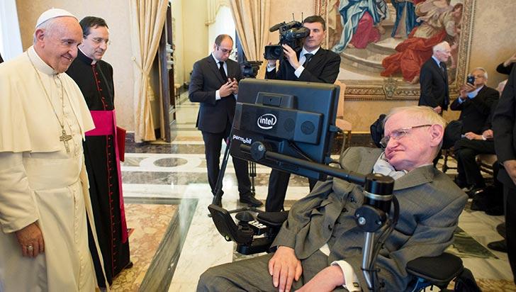 Stephen Hawking y la religión