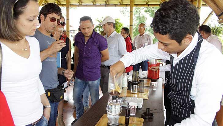 Uniquindío trabaja en proyecto para tener posgrado sobre café
