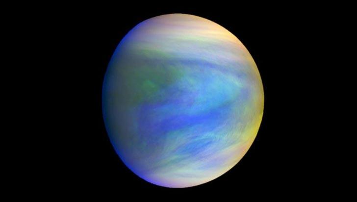 Venus podría albergar vida microbiana, según un nuevo estudio