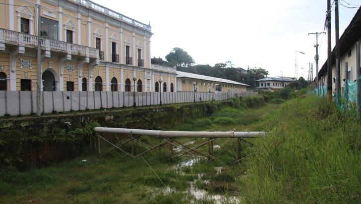 Invias solicitó restitución del lote contiguo a la estación