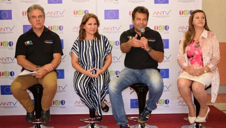 'Lluvias en la TV', desaparecieron en La Tebaida gracias a la TDT