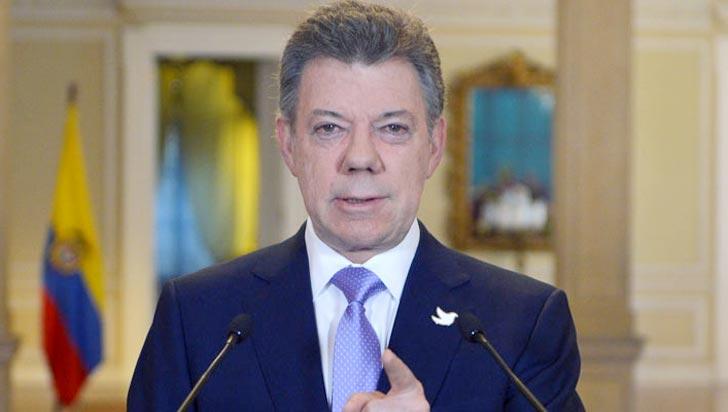 Si hay pruebas irrefutables, no me temblará la mano para extraditar a Santrich: Santos