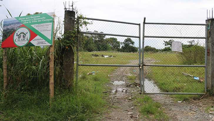 Municipios del Quindío tendrán 3 meses para habilitar escombreras