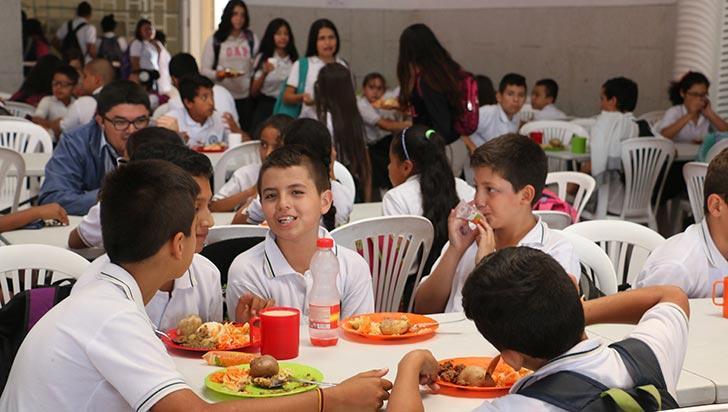 Aumentaron costos para los refrigerios y almuerzos en el PAE