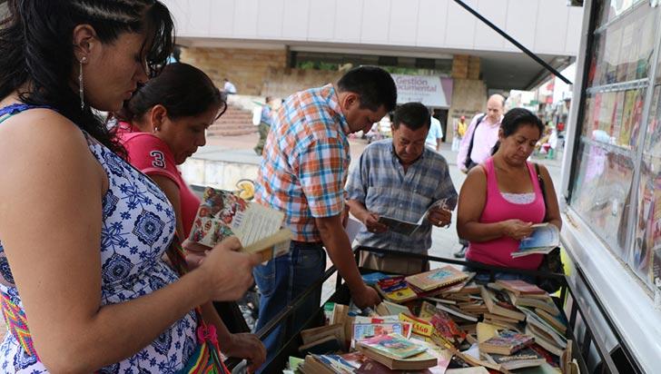 Domingo de Festival literario en Circasia