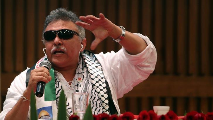 Tribunal de Bogotá rechazó solicitud de libertad para Jesús Santrich