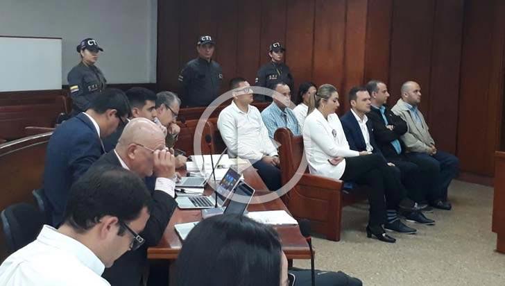 Así fue la audiencia de formulación e imputación de cargos contra Luz Piedad Valencia
