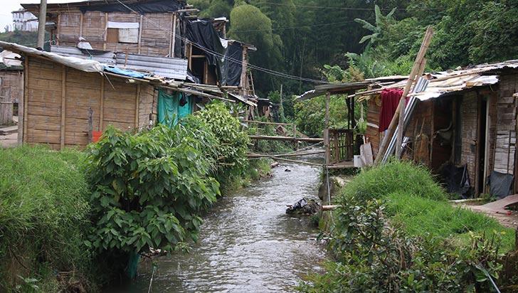 Declaran en desacato a Calarcá por la no reubicación de familias