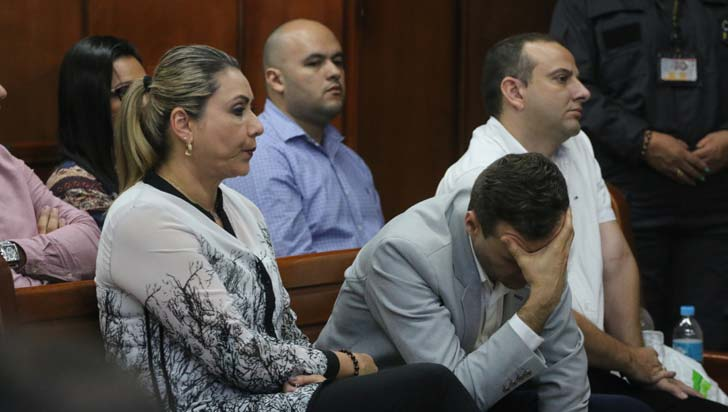 Luz Piedad Valencia, su esposo y tres personas más, enviadas a la cárcel