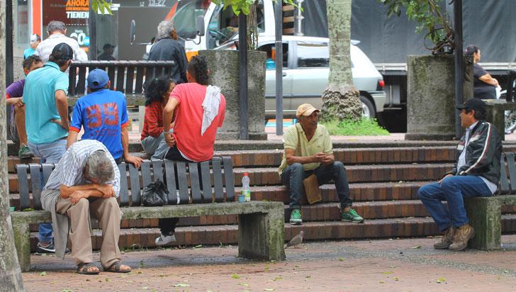 Desempleo en Armenia aumentó; la ciudad tiene la tercera tasa más alta de Colombia