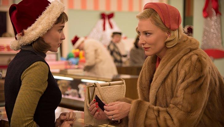 Carol, el nombre de un romance prohibido