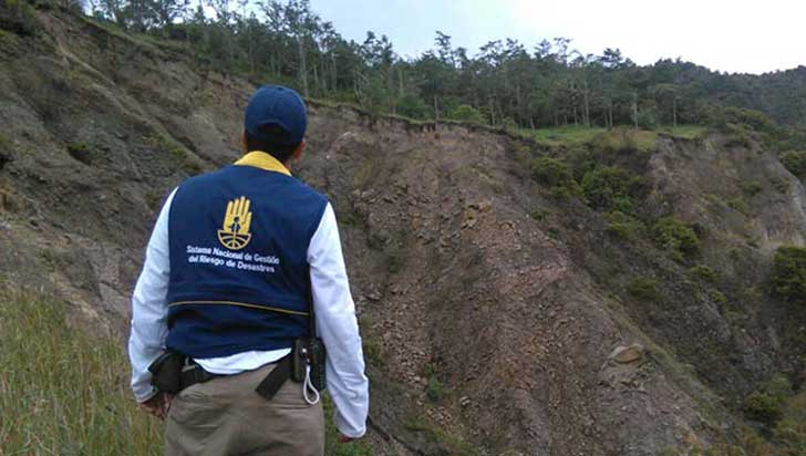 Tribunal ordenó acciones para prevenir avalancha en Pijao