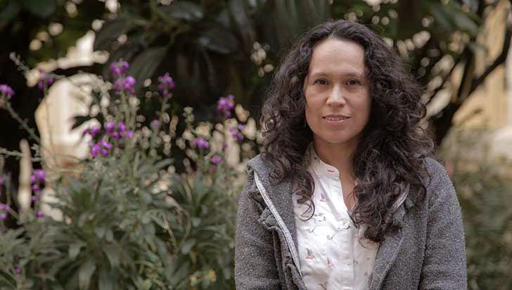 """Ángela Beltrán: """"En el Quindío hay sensibilidad desde la educación para las artes"""""""