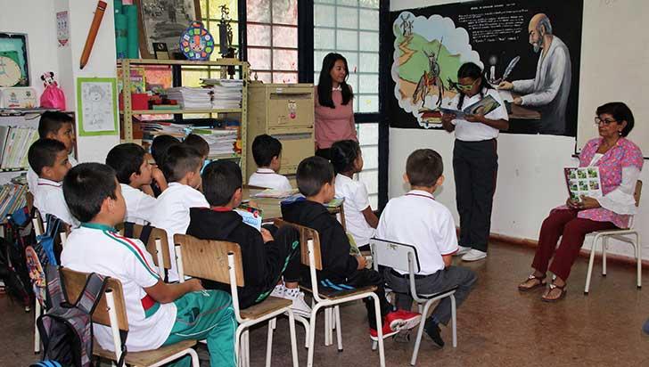 La literatura, 'el cuento' de los niños en Calarcá