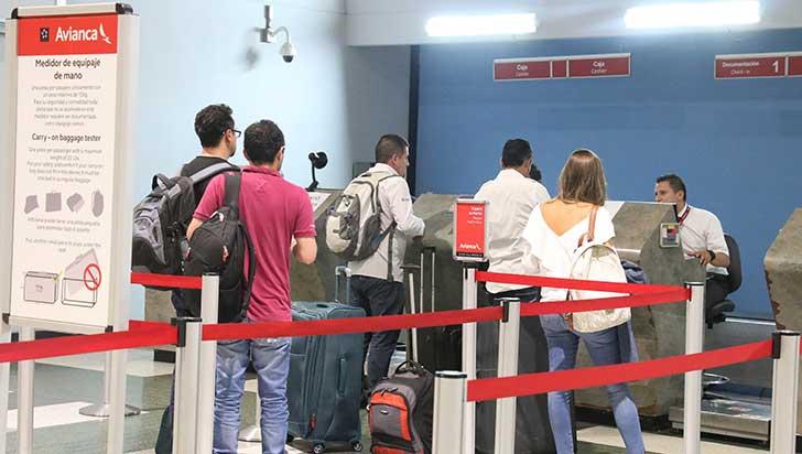 """""""Operación en Armenia se normalizaría al finalizar el año"""": Avianca"""