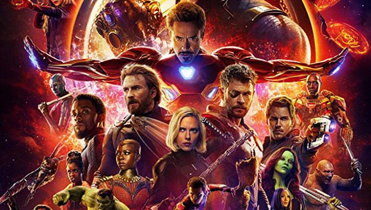 Avengers: Infinity War logró su primer récord, ya es el mejor estreno de la historia