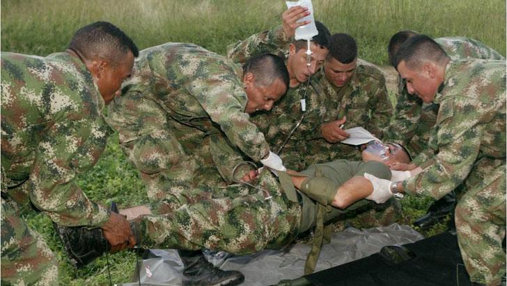 Mueren dos soldados en ataque de disidentes de Farc en Guaviare