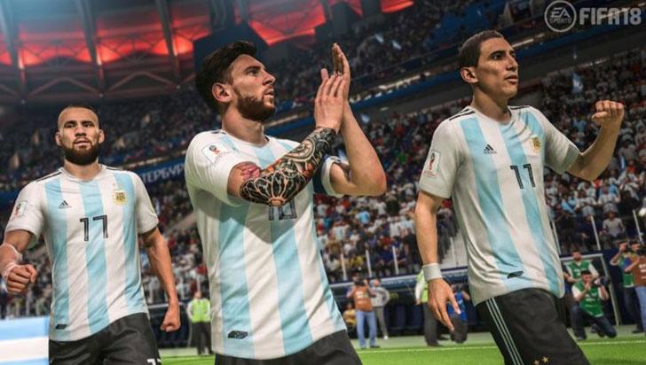 Es oficial: la actualización gratuita del FIFA 2018 para el Mundial de Rusia ya tiene fecha de lanzamiento