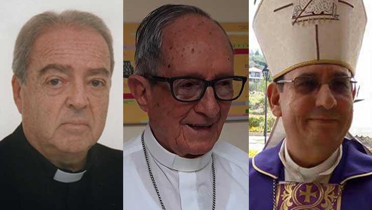La triada obispal que ha quedado en la historia de Génova