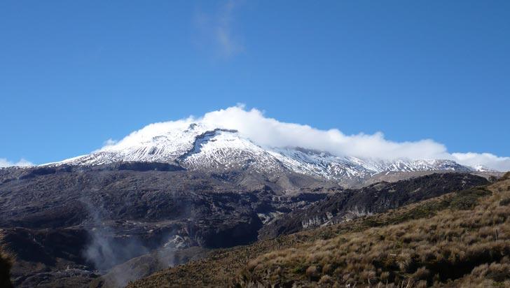 Geoparque volcánico del Ruiz tendría 2.283 kilómetros