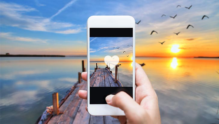"""Mensajes en las redes sociales son """"más positivos"""" cuando hay clima soleado"""