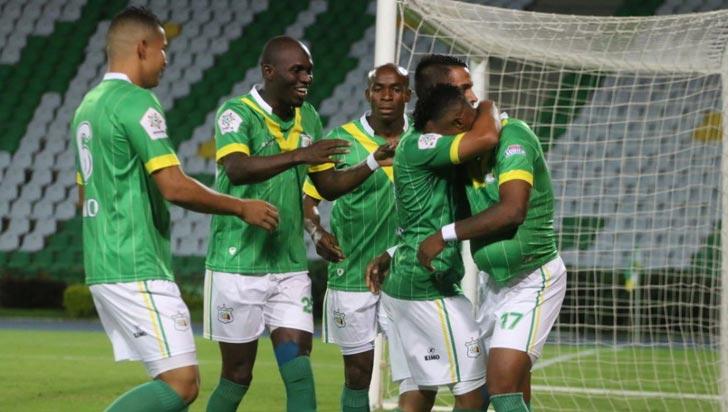 En casa, Quindío derrotó 1-0 a Barranquilla FC y volvió a la victoria en el Torneo