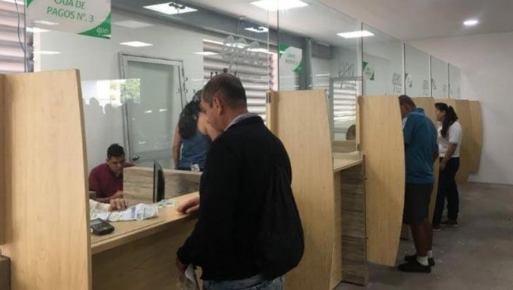 Pago de facturas de EPA ya se pueden hacer en el Centro Comercial del Café