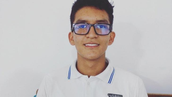 Un quindiano está en el programa 'Jóvenes Embajadores' de USA