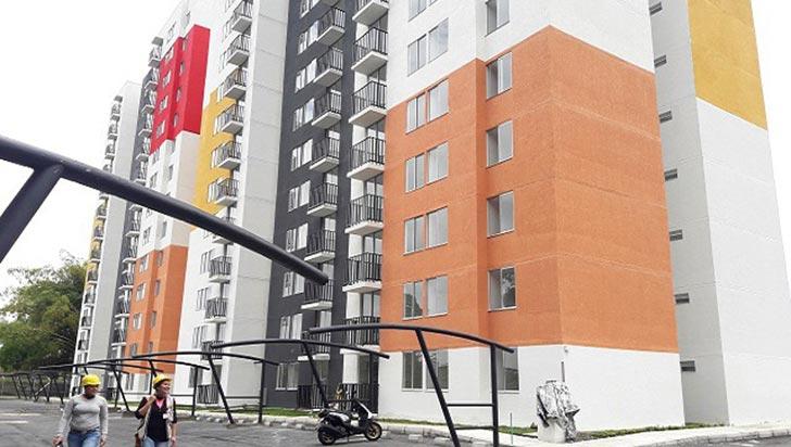 Parque Residencial del Café hizo entrega de los primeros 15 apartamentos