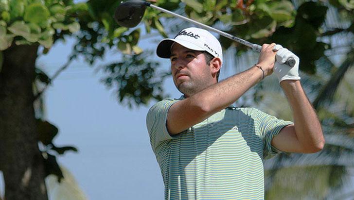 Santiago Gómez, en el top-25 del Costa Rica Classic