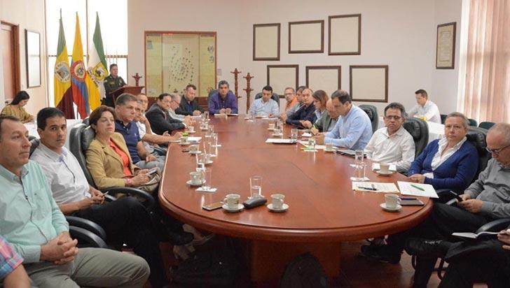 Con apoyo del minCIT se creará hoja de ruta para potenciar competitividad en Quindío