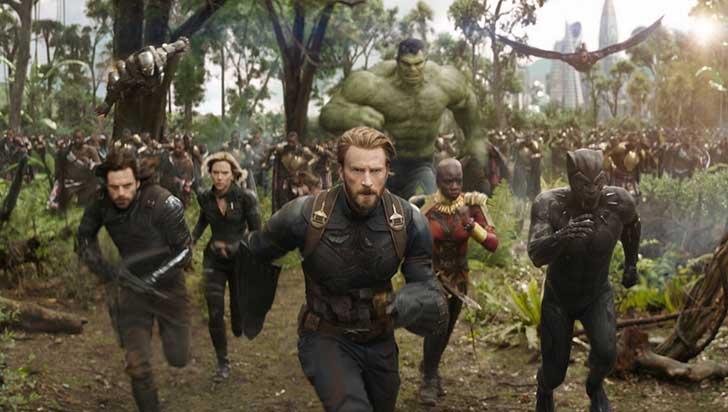 Avengers, Infinity War: La guerra del infinito