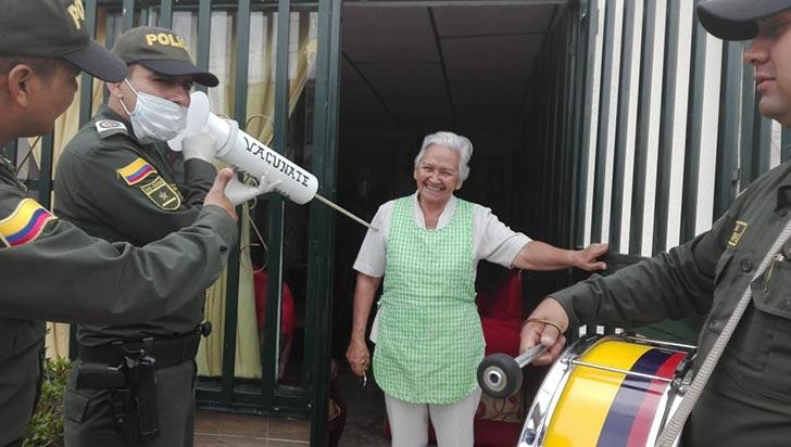 'Vacúnate contra el papayaso', campaña para evitar los hurtos