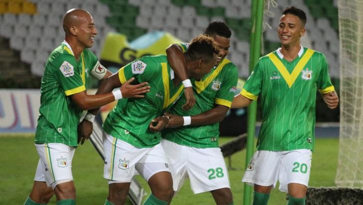 Quindío derrotó 3-0 a Llaneros y cerró el primer semestre adentro de los ocho
