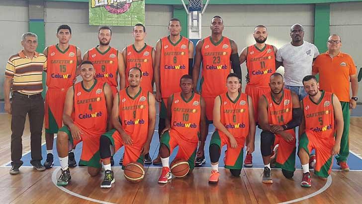 Cafeteros jugará el final four de la Copa Nacional de Baloncesto