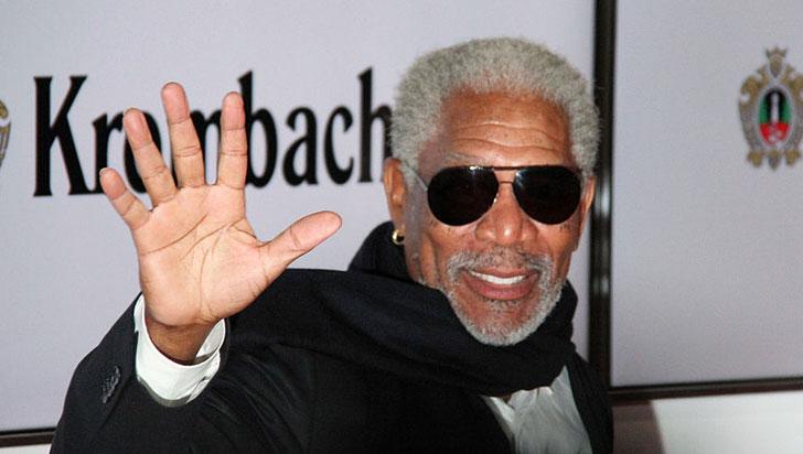 Ocho mujeres acusan al actor Morgan Freeman de acoso sexual