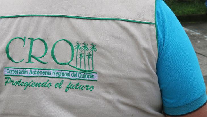 Funcionarios de la CRQ se reunen en Bogotá con autoridades ambientales del país
