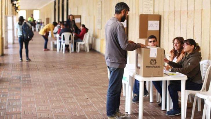 Participación de colombianos del exterior en elecciones triplica a la de 2014